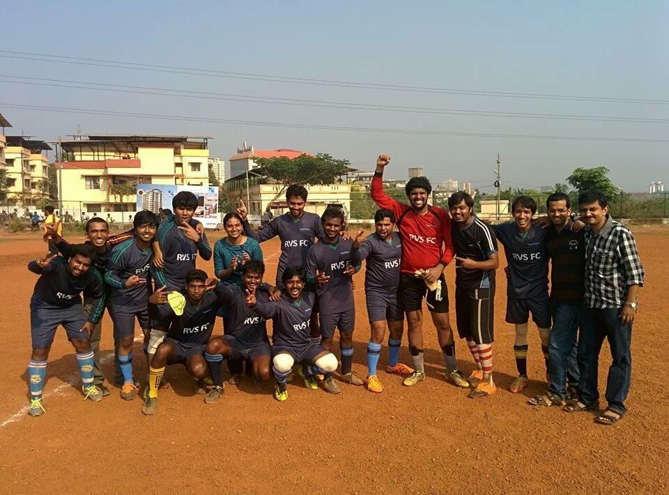 RapidValue Football team
