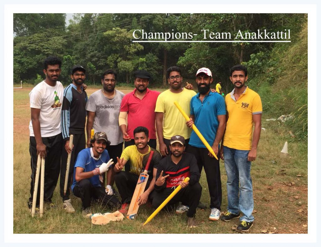 RapidValue cricket champion