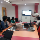 Angular JS Training at RapidValue