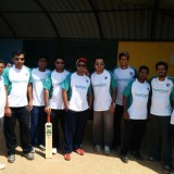 RapidValue Cricket team