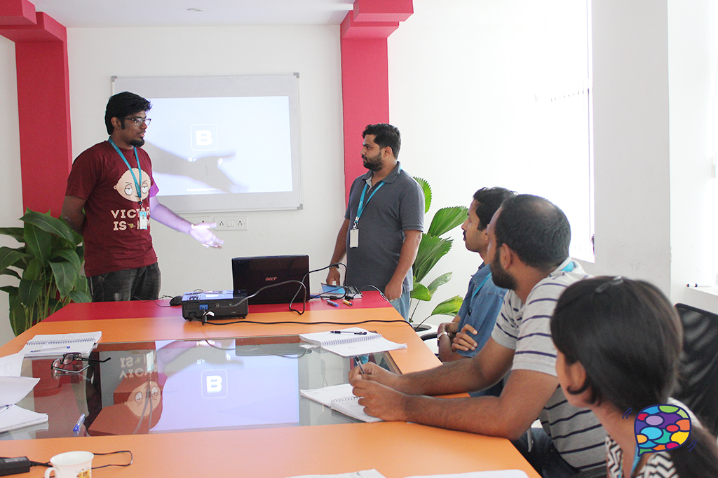 Bootstrap seminar by Anugeeth