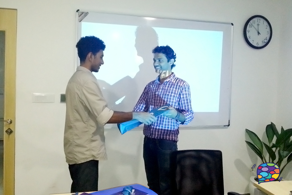 Induction program at RapidValue