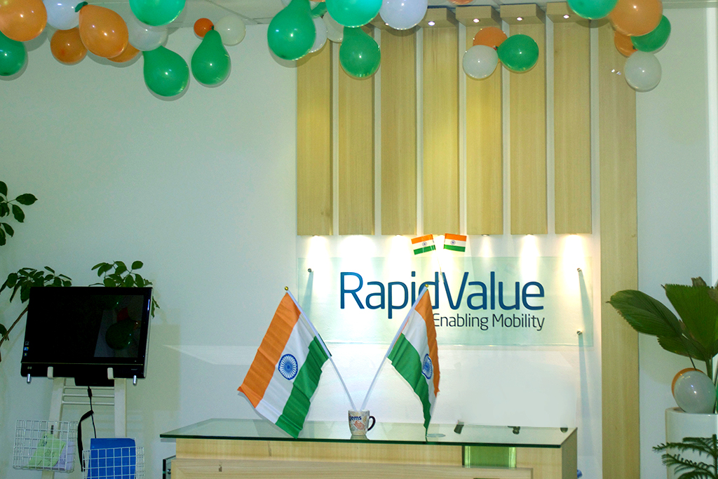 RapidValue office