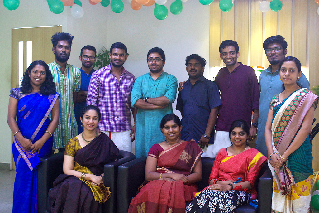 RapidValue Kochi team