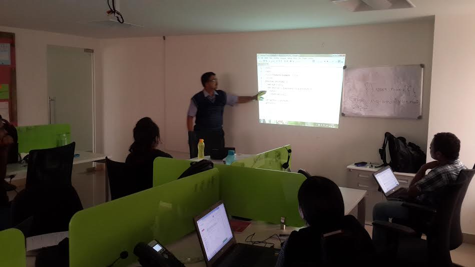 Training from Mentor Labs for RapidValue