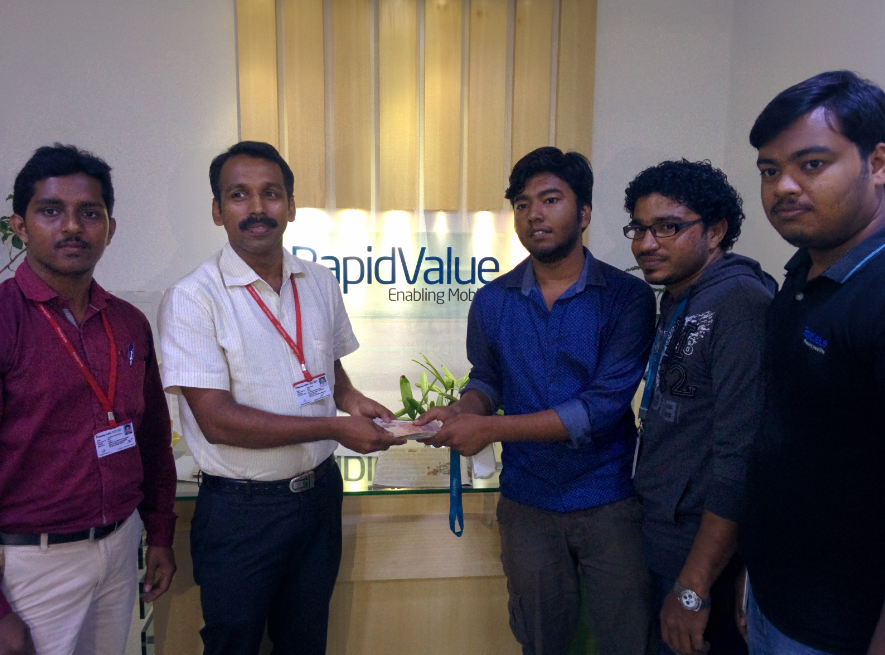 Jammu and Kashmir Relief Fund raising at RapidValue
