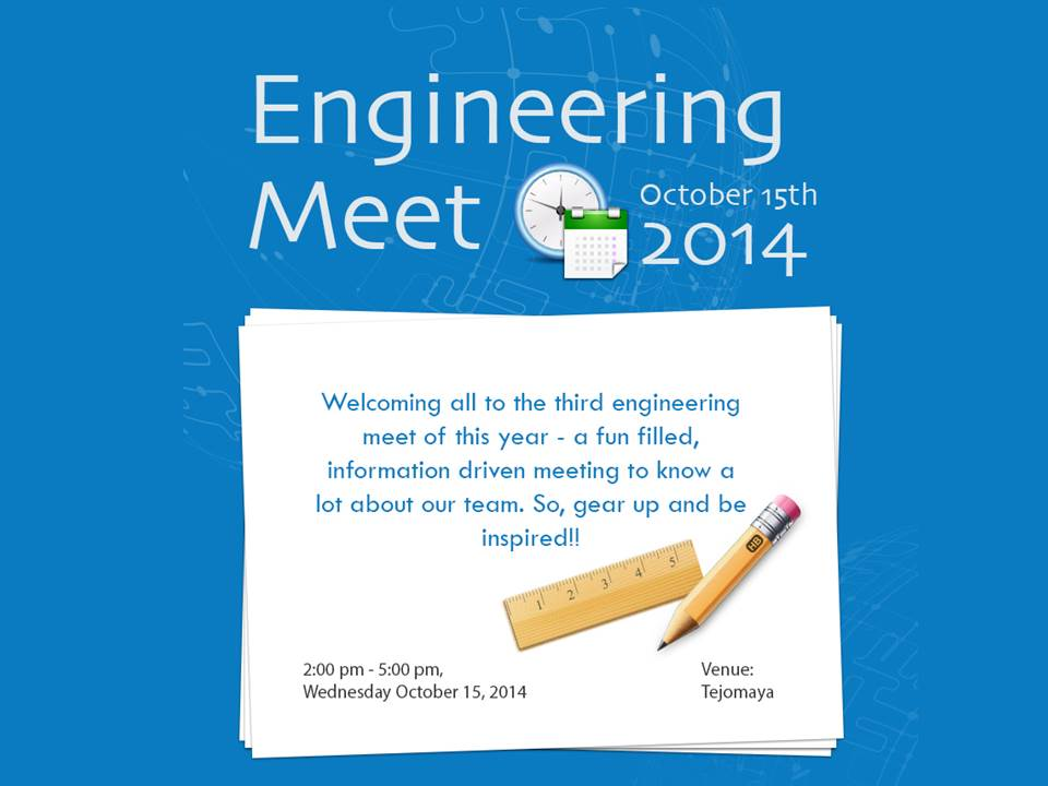Engineering Meet at RapidValue