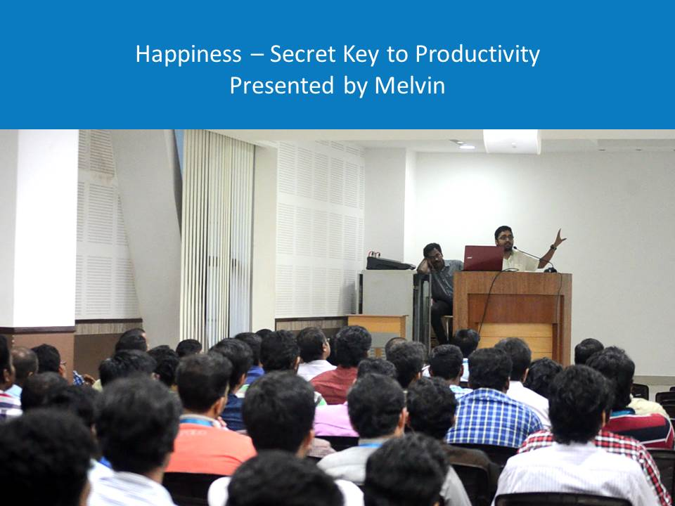 Session by Melvin Thambi