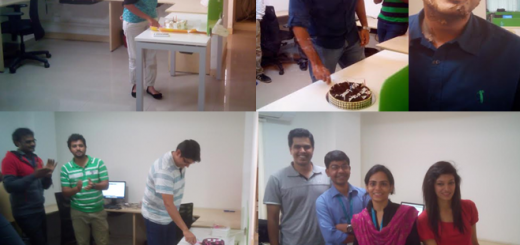 Birthday Party at RapidValue