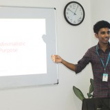 Design Seminar at RapidValue by Jibin Joseph