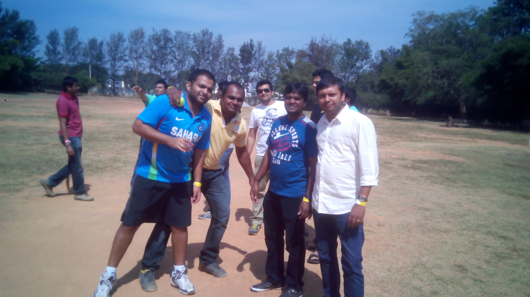 Cricket at RapidValue