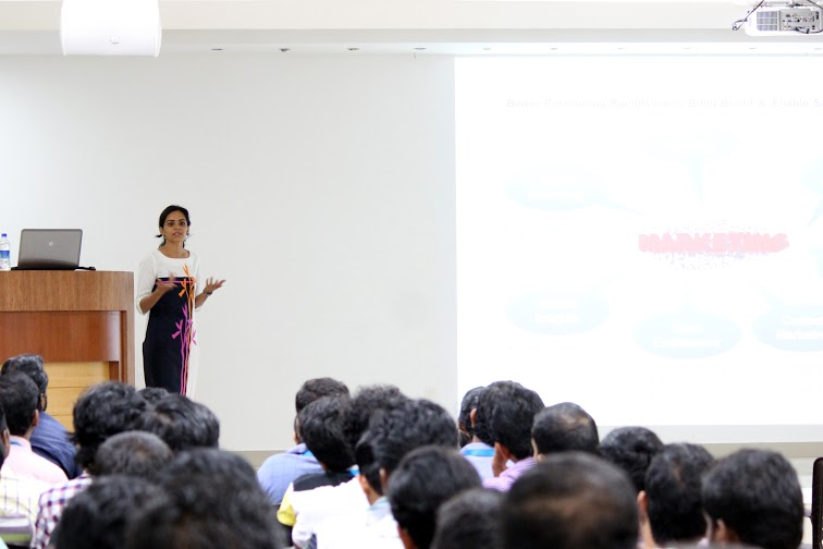 Kavyanidhi Narayan - Marketing RapidValue