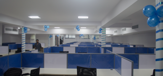 RapidValue New office
