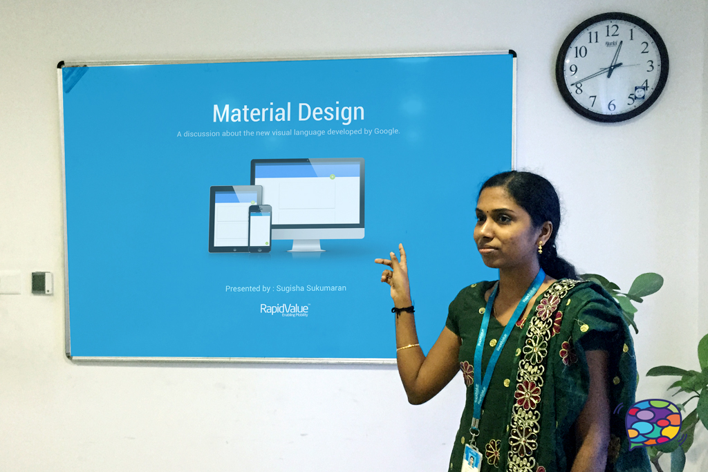 Seminar on Material Design by Sugisha