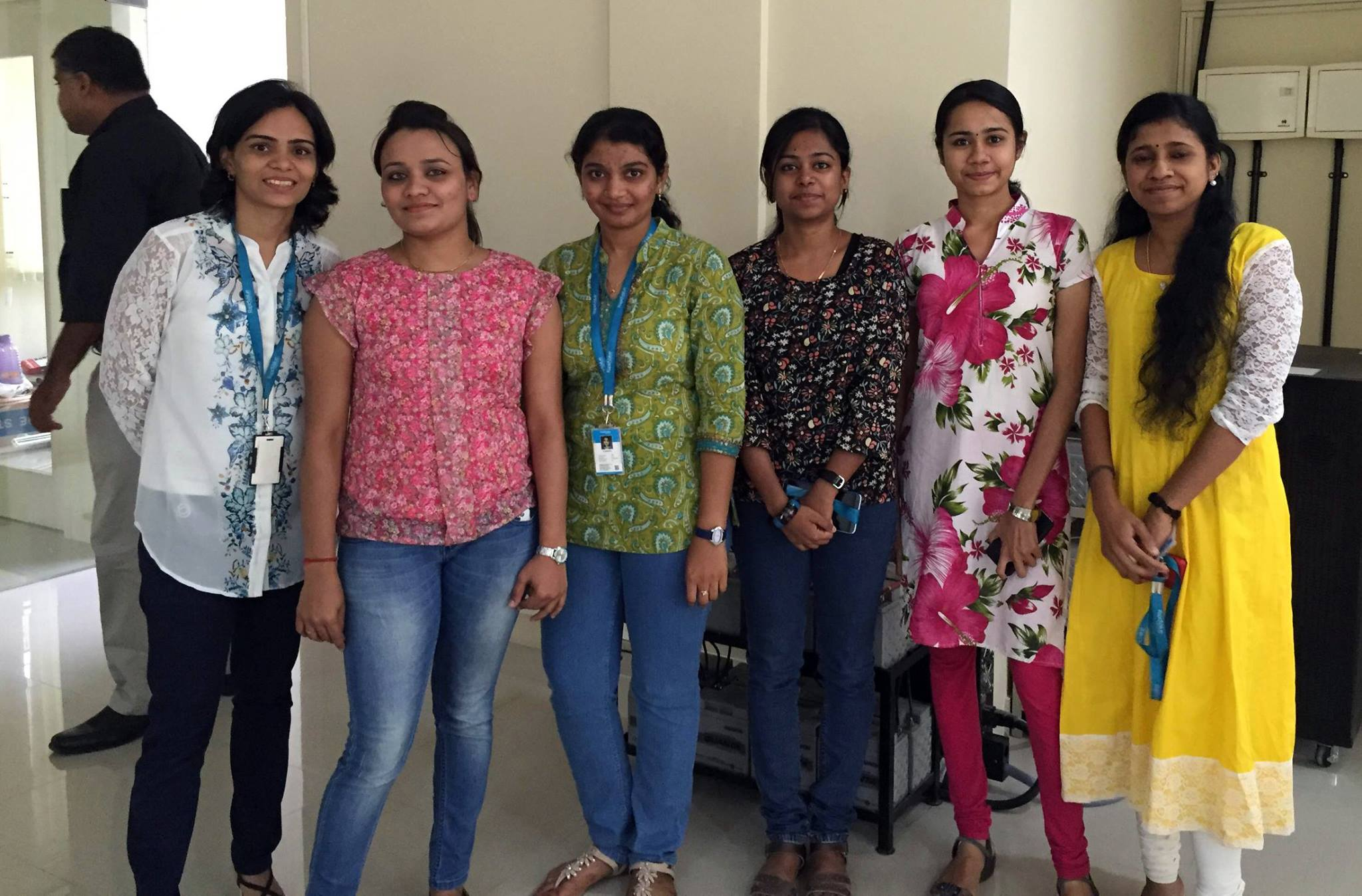 Women Employees at RapidValue