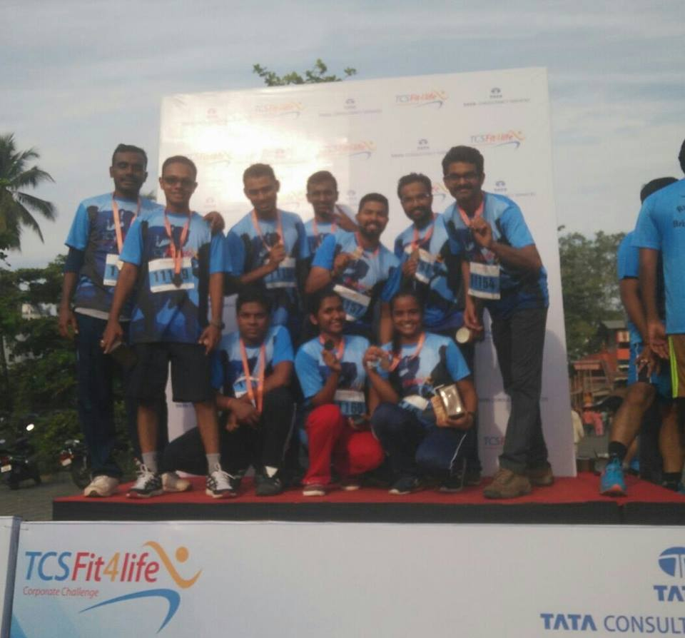 TCS Run in Kerala