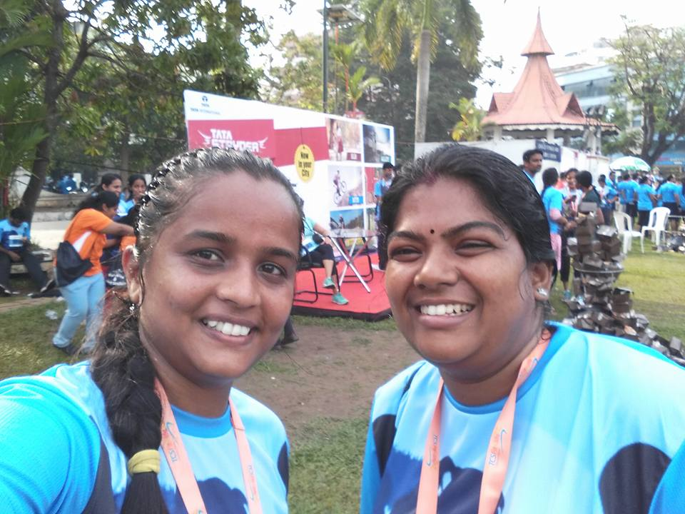 RapidValue at TCS 10K Race