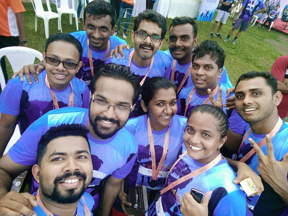 10K Race organized by TCS