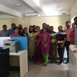Birthday celebrations in RapidValue
