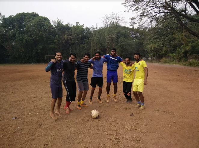 RapidValue Sports day
