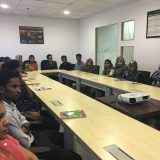 College Students at RapidValue