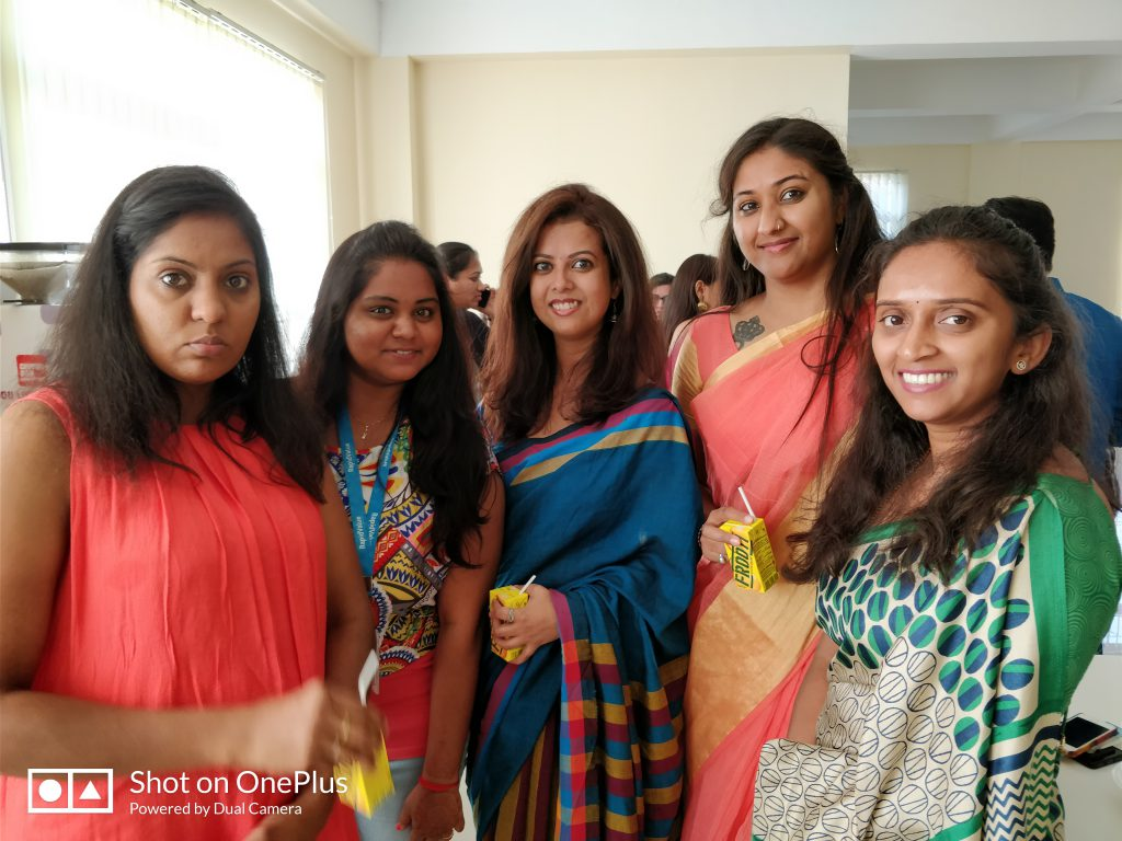 Women's Day celebrations at Bangalore